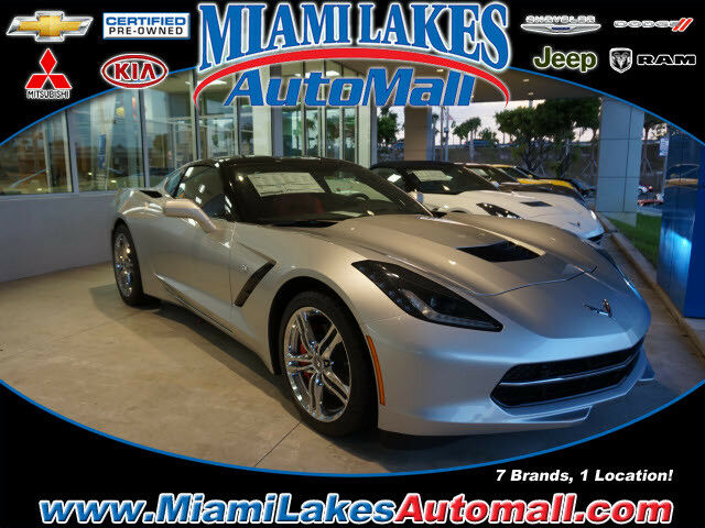 Chevrolet Corvette 2016 $58991.00 incacar.com