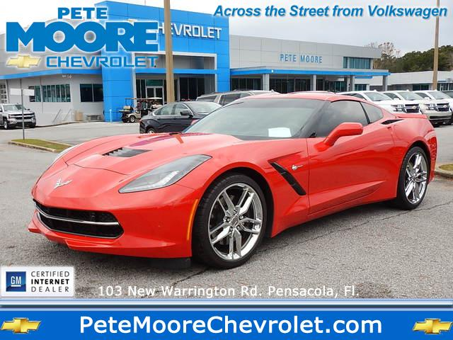 Chevrolet Corvette 2016 $52995.00 incacar.com