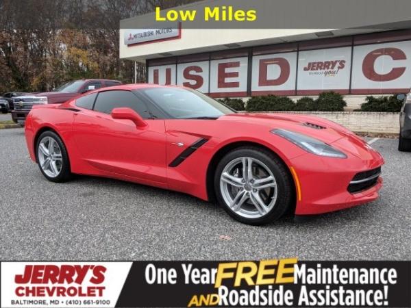 Chevrolet Corvette 2016 $42399.00 incacar.com