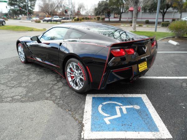 Chevrolet Corvette 2016 $59500.00 incacar.com