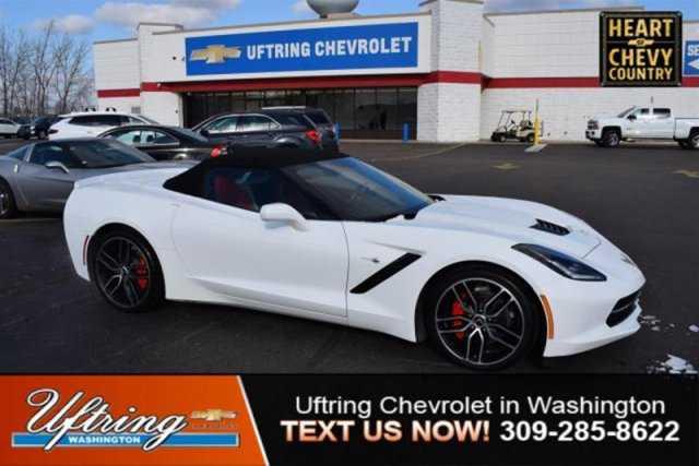 Chevrolet Corvette 2016 $47995.00 incacar.com