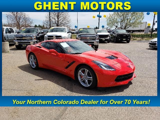 Chevrolet Corvette 2016 $50987.00 incacar.com