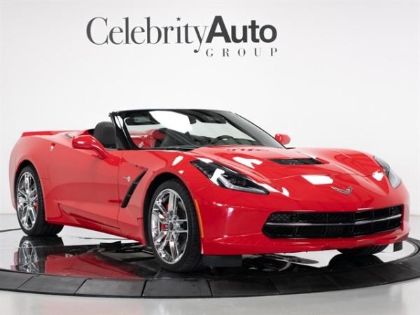 Chevrolet Corvette 2017 $63900.00 incacar.com