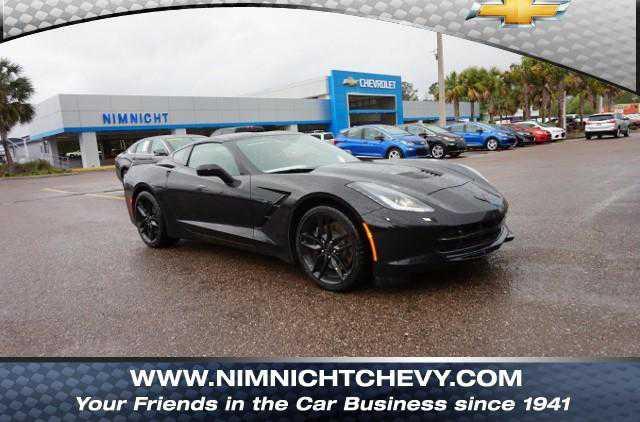 Chevrolet Corvette 2018 $61621.00 incacar.com