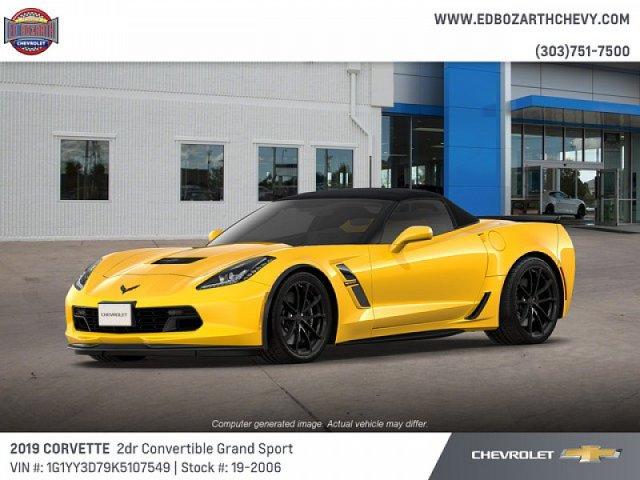 Chevrolet Corvette 2019 $75059.00 incacar.com