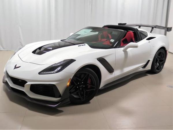 Chevrolet Corvette 2019 $154990.00 incacar.com