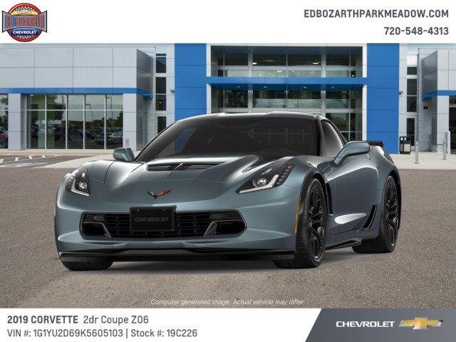 Chevrolet Corvette 2019 $95819.00 incacar.com