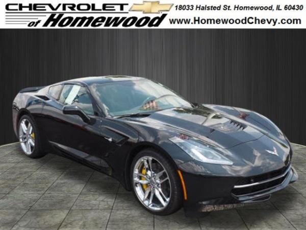 Chevrolet Corvette 2019 $70987.00 incacar.com
