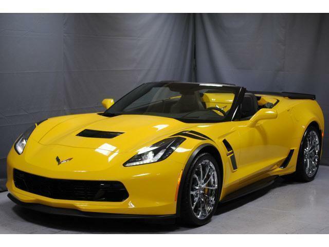 Chevrolet Corvette 2019 $74245.00 incacar.com