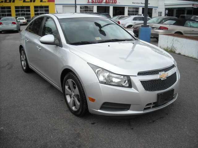 Chevrolet Cruze 2011 $6900.00 incacar.com