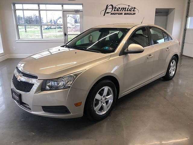 Chevrolet Cruze 2011 $7995.00 incacar.com