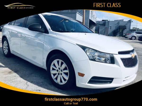 Chevrolet Cruze 2011 $5000.00 incacar.com