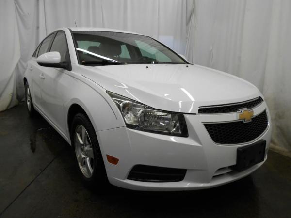 Chevrolet Cruze 2011 $5745.00 incacar.com