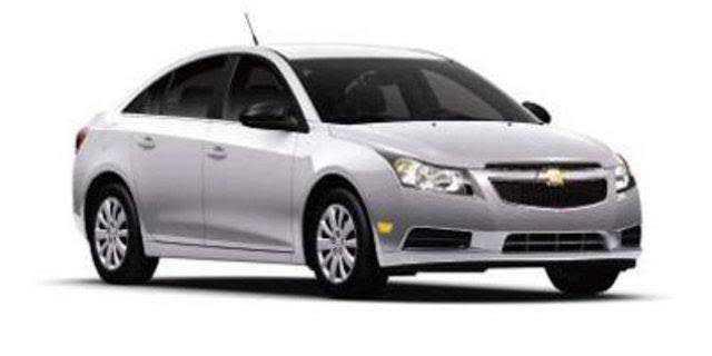 Chevrolet Cruze 2012 $7998.00 incacar.com