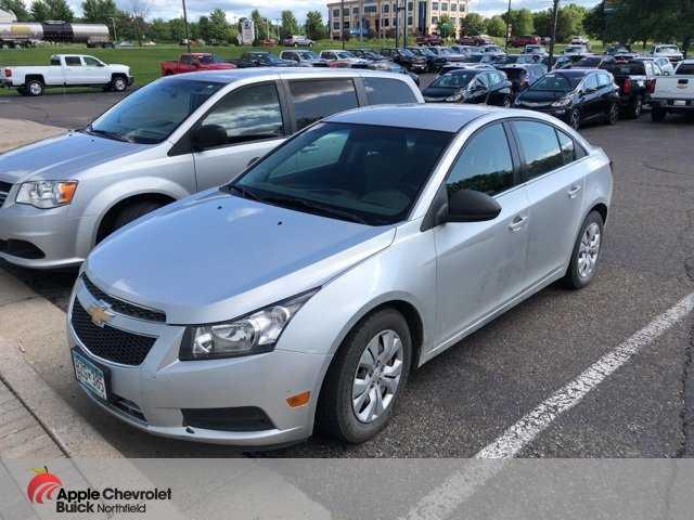 Chevrolet Cruze 2012 $3495.00 incacar.com