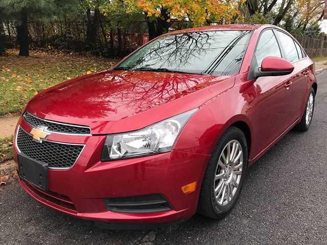Chevrolet Cruze 2012 $4499.00 incacar.com