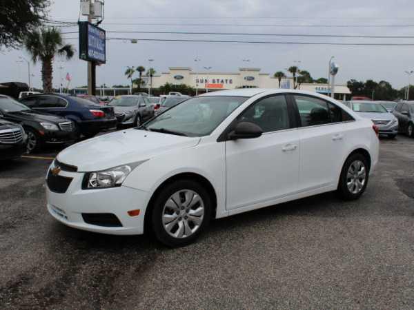 Chevrolet Cruze 2012 $6995.00 incacar.com