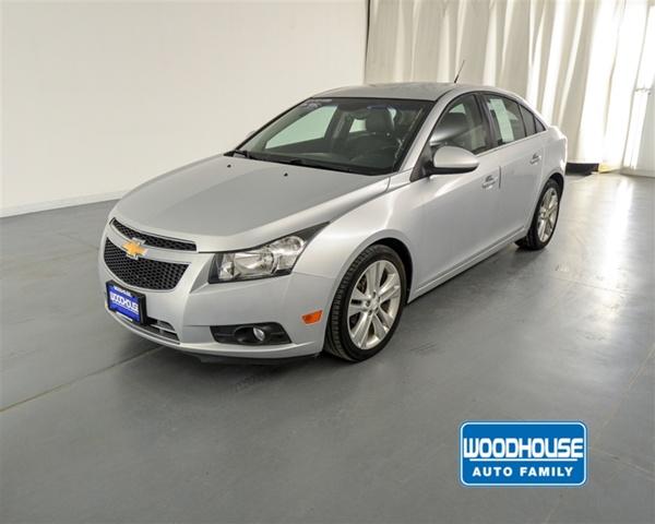 Chevrolet Cruze 2012 $8820.00 incacar.com