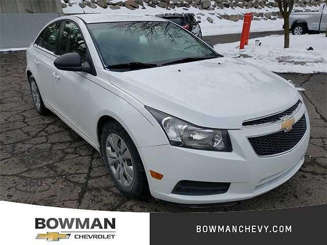 Chevrolet Cruze 2012 $6895.00 incacar.com