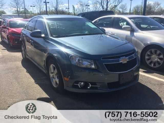 Chevrolet Cruze 2012 $8195.00 incacar.com
