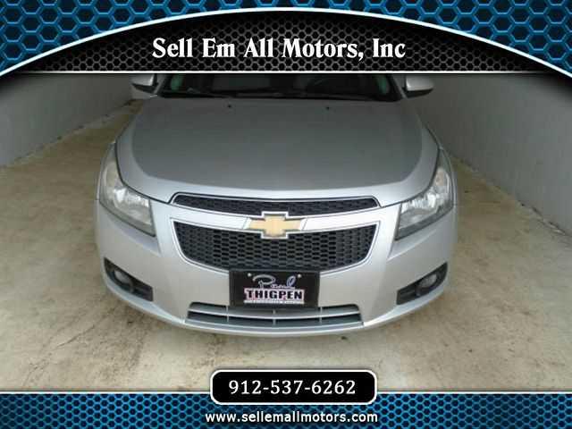 Chevrolet Cruze 2012 $12995.00 incacar.com