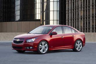 Chevrolet Cruze 2012 $4555.00 incacar.com