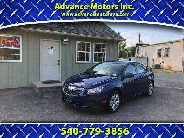 Chevrolet Cruze 2013 $6995.00 incacar.com