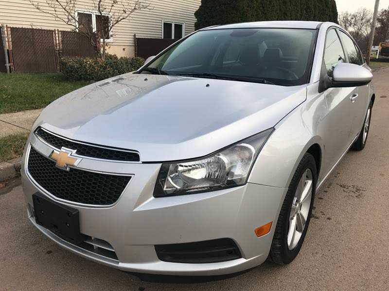 Chevrolet Cruze 2013 $4750.00 incacar.com
