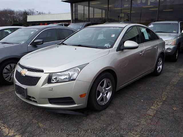 Chevrolet Cruze 2013 $4200.00 incacar.com