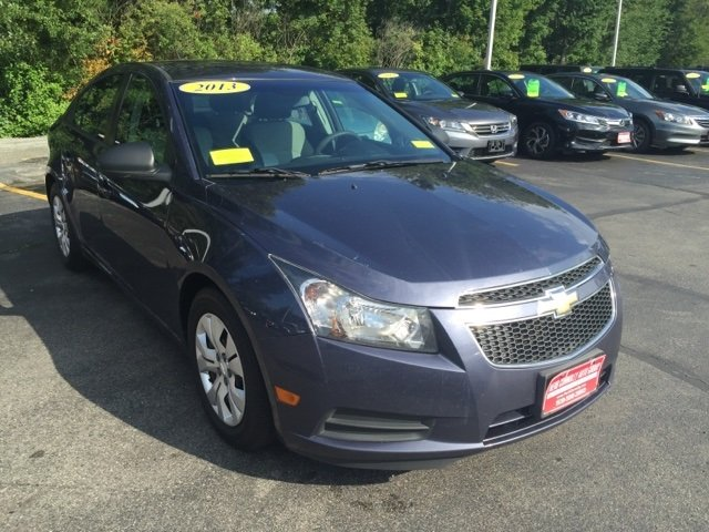 Chevrolet Cruze 2013 $6695.00 incacar.com
