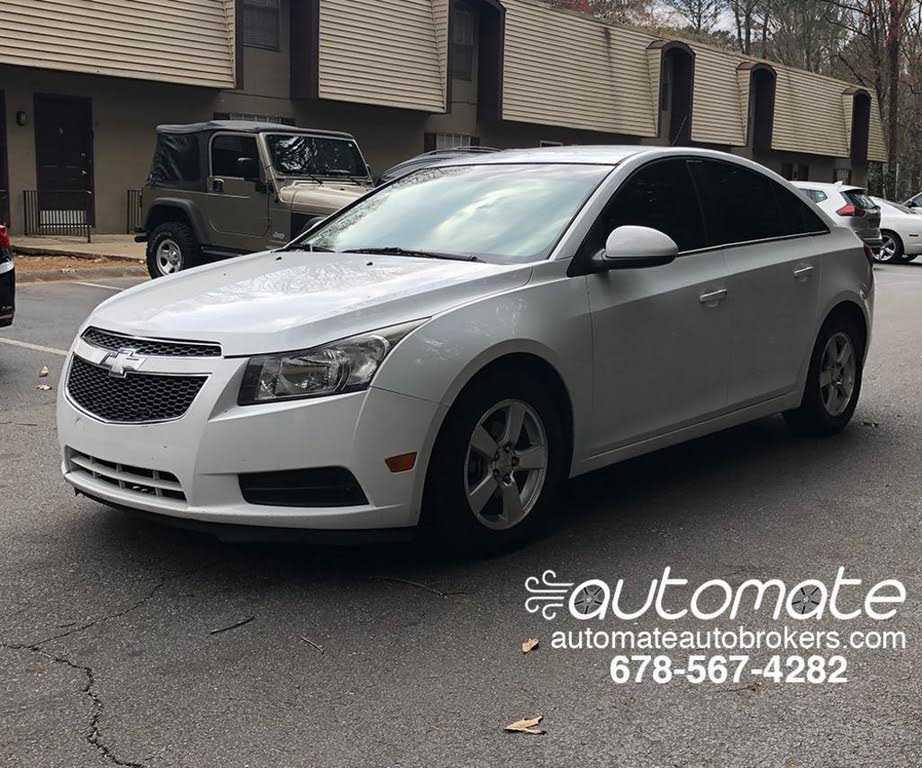 Chevrolet Cruze 2013 $4700.00 incacar.com