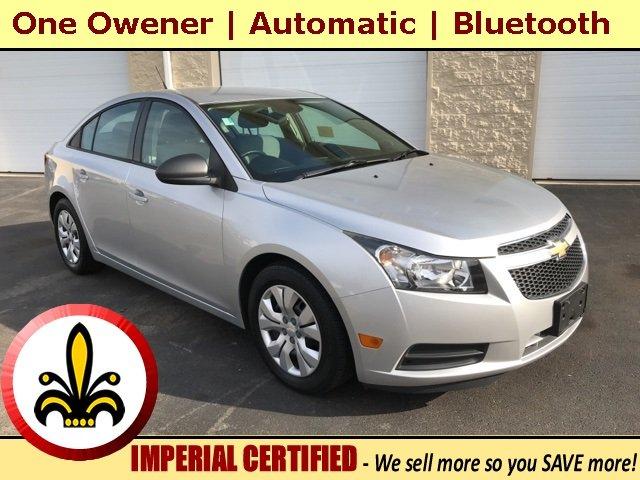 Chevrolet Cruze 2013 $12500.00 incacar.com