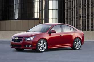 Chevrolet Cruze 2013 $8496.00 incacar.com
