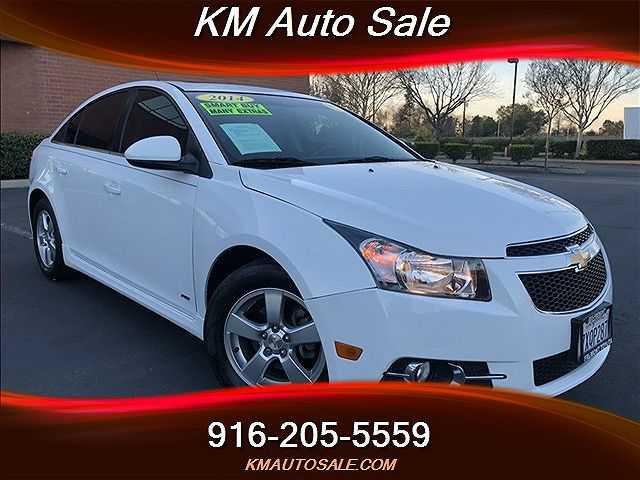 Chevrolet Cruze 2014 $6998.00 incacar.com