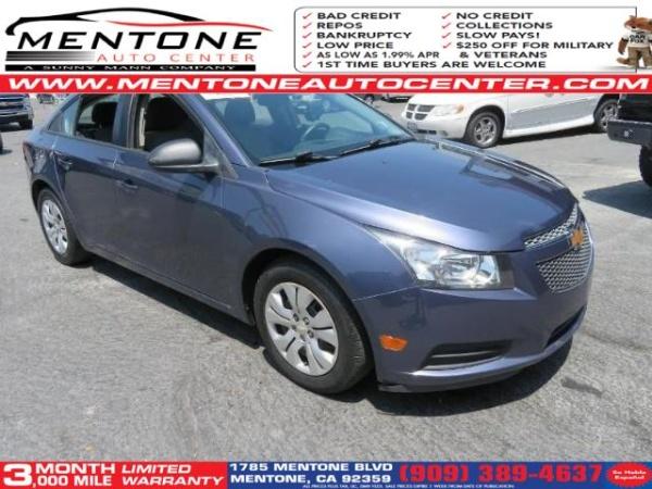 Chevrolet Cruze 2014 $7666.00 incacar.com