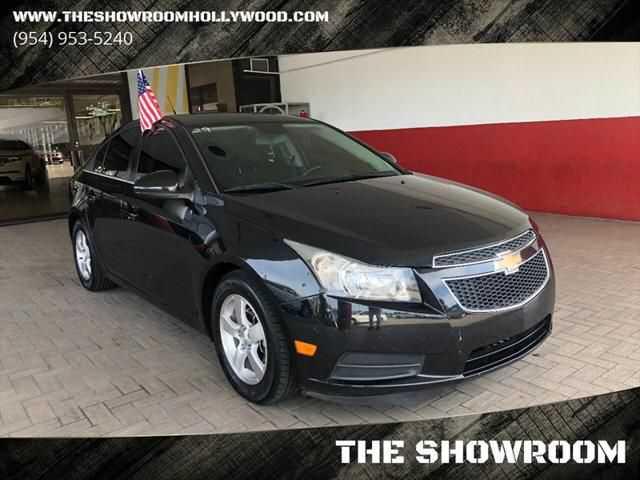 Chevrolet Cruze 2014 $5890.00 incacar.com