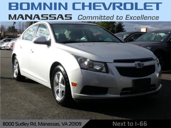 Chevrolet Cruze 2014 $4876.00 incacar.com