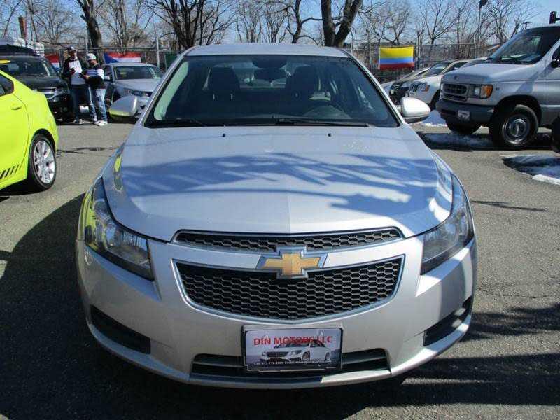 Chevrolet Cruze 2014 $5489.00 incacar.com