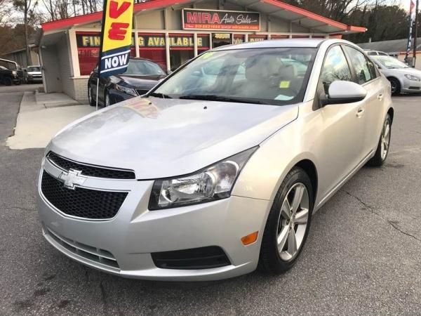 Chevrolet Cruze 2014 $7477.00 incacar.com