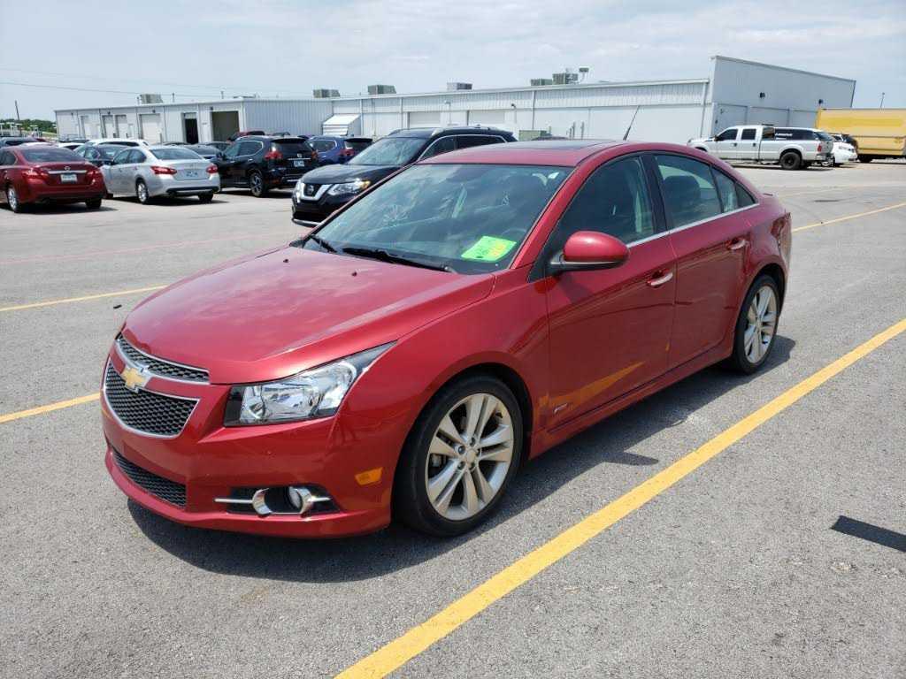 Chevrolet Cruze 2014 $11995.00 incacar.com