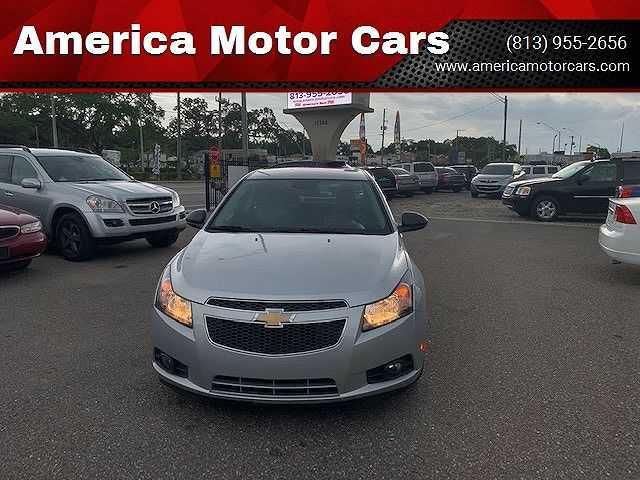 Chevrolet Cruze 2014 $5200.00 incacar.com
