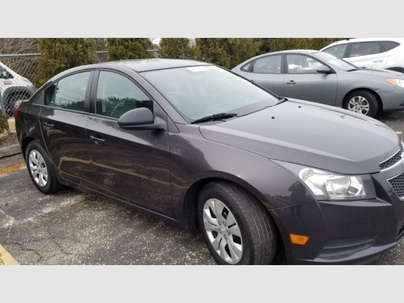 Chevrolet Cruze 2014 $4495.00 incacar.com