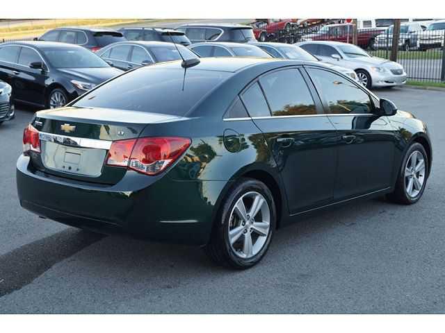 Chevrolet Cruze 2015 $8990.00 incacar.com