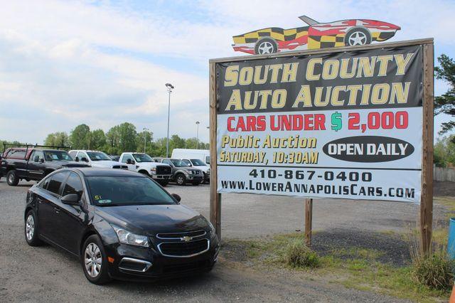 Chevrolet Cruze 2015 $4750.00 incacar.com
