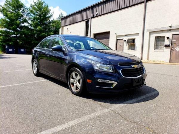 Chevrolet Cruze 2015 $7500.00 incacar.com
