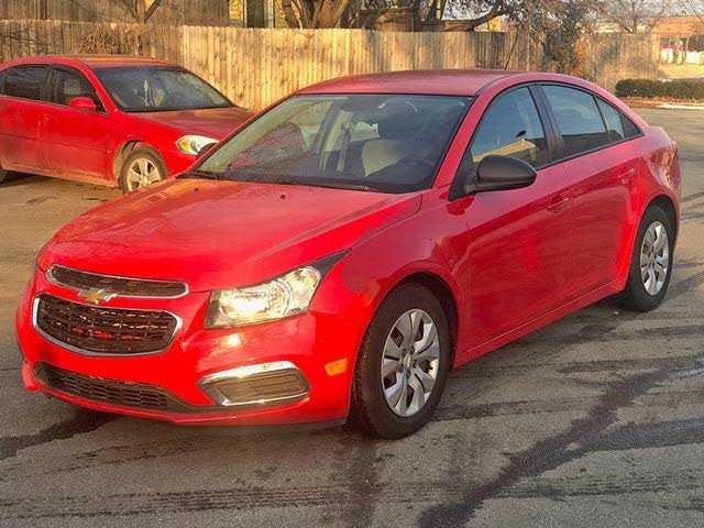 Chevrolet Cruze 2015 $6800.00 incacar.com