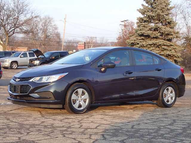 Chevrolet Cruze 2016 $11990.00 incacar.com