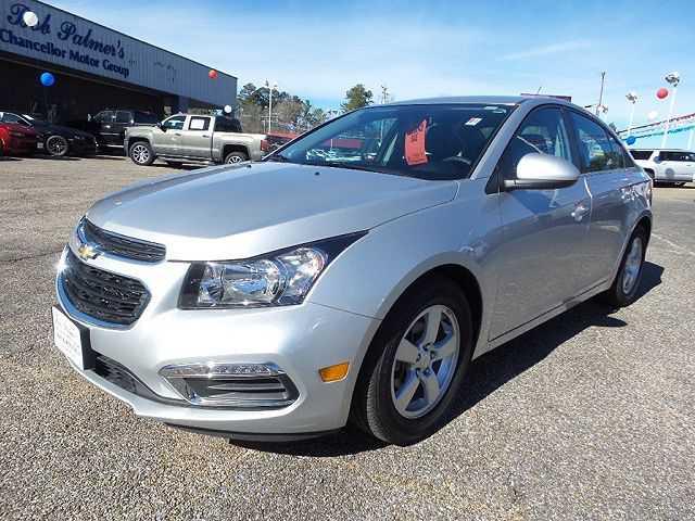 Chevrolet Cruze 2016 $11561.00 incacar.com