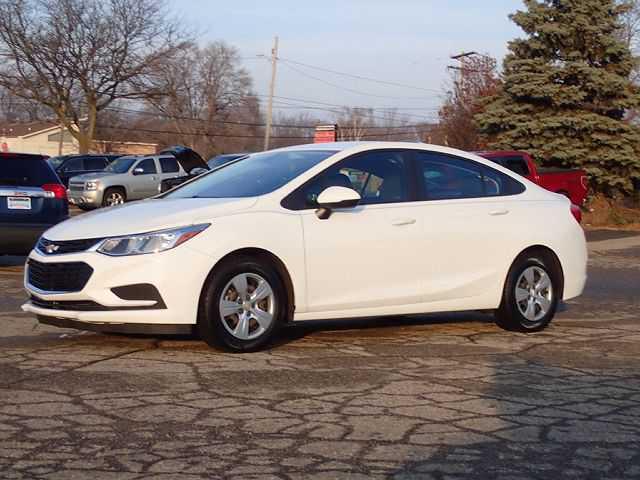 Chevrolet Cruze 2016 $11999.00 incacar.com