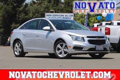 Chevrolet Cruze 2016 $22757.00 incacar.com